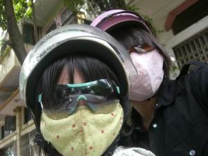 ベトナム夏マスク