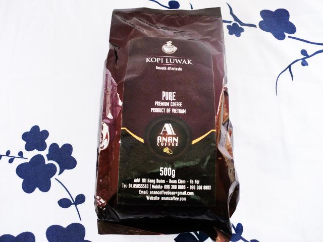 ベトナムコーヒーKOPILUWAK